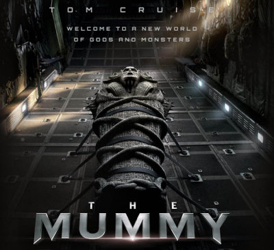 movie review The Mummy 2017