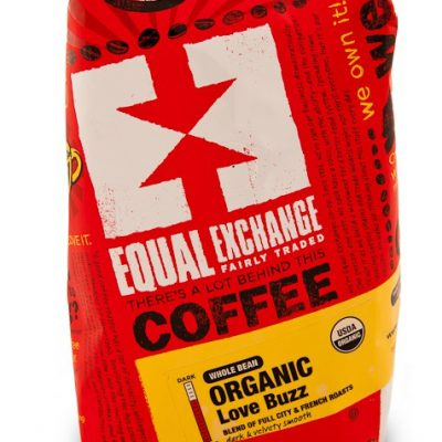 If you're a coffee fiend like myself, pick up a bag or two of Love Buzz and thank me later. Trust me.