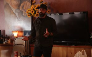 NBK Blending Seminar with BLTC's James Brown at TJ's Cigar…