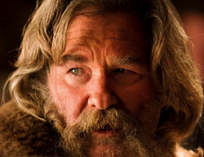 The wondrous, ageless Kurt Russell as John Ruth.  A recent informal TNCC discussion focused on where Russell fits in the pantheon of western actors.  After Tombstone, Bone Tomahawk, and now The Hateful Eight, it is a legitimate discussion.