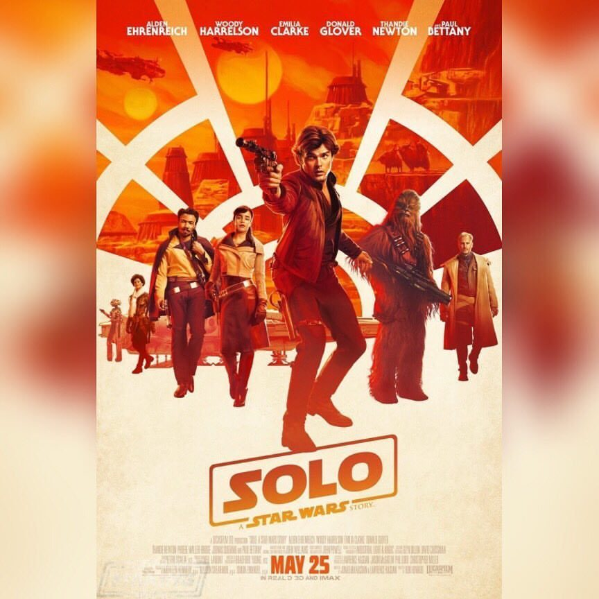 Film Review Solo A Star Wars Story 2018 Tuesday Night Cigar Club