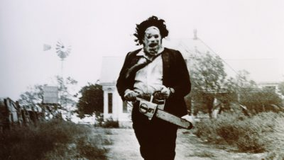 My personal favorite mask of Mr. Leatherface.