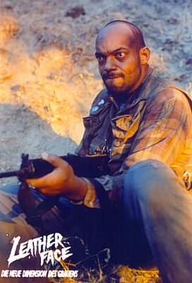 Ken Foree starring in ANYTHING results in Matt Cade buying a ticket on opening weekend.