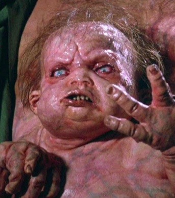 What Chucky might look like after a Tuesday Night Cigar Club gathering.