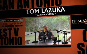 TNCC interviews Asylum's Tom Lazuka at CATS Fest 2017