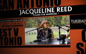 TNCC interviews Cigars For Warrior's Jacqueline Reed at CATS Fest…