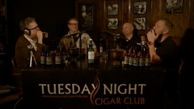 The Tuesday Night Cigar Club