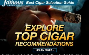 Famous Smoke Shop Unveils Best Cigars Selection Guide