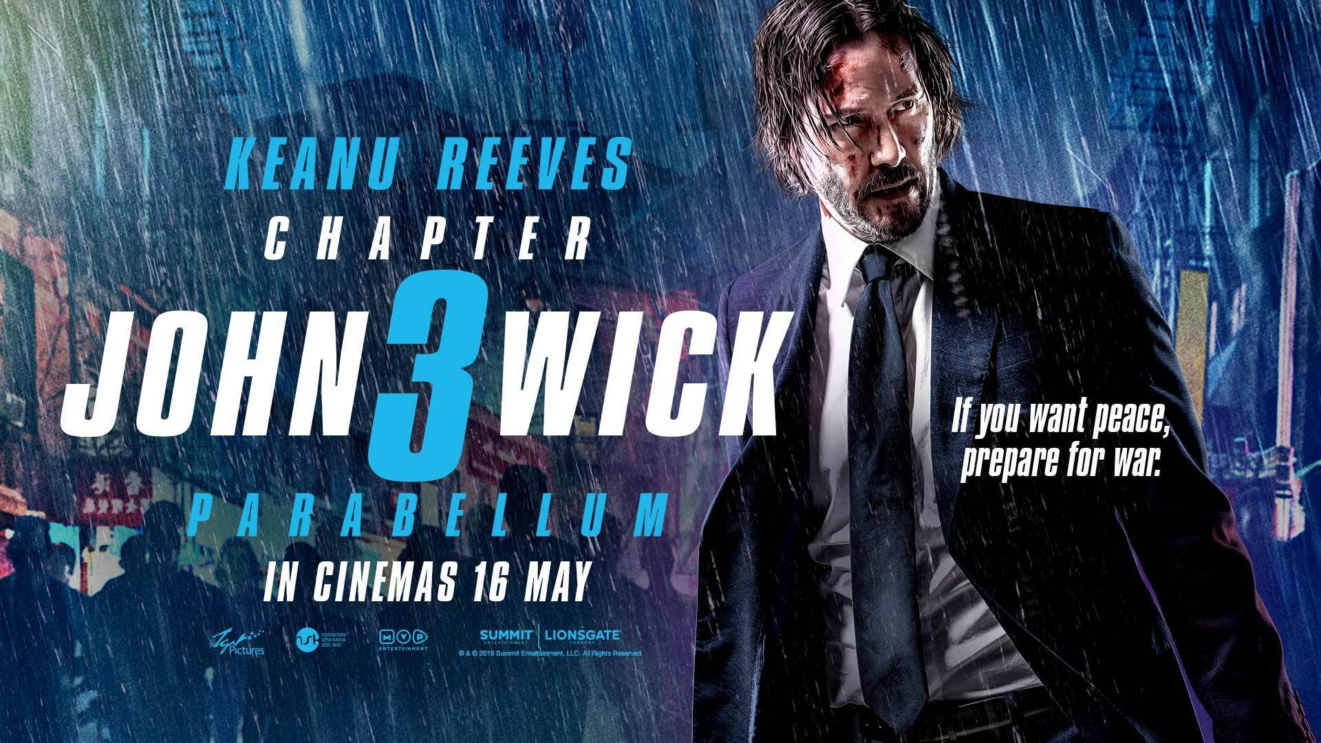 film review - john wick 3  2019