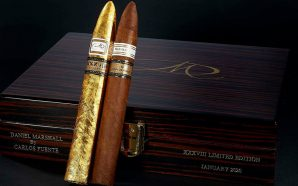 Daniel Marshall by Carlos Fuente XXXVIII Anniversary Cigar