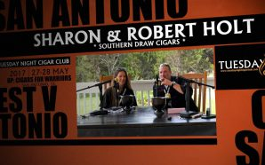 TNCC interviews Southern Draw's Robert & Sharon Holt at CATS…